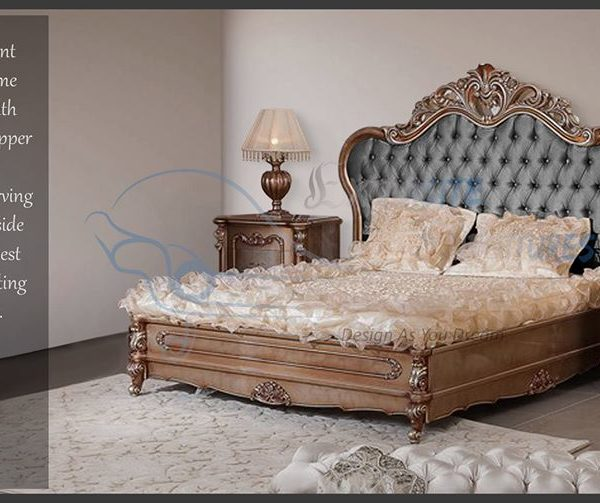 Victorian Style bed set