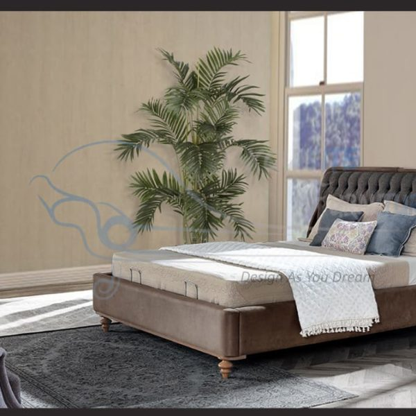 Brown_Bed_Victorian_Bed_Solid_Wood_Hand_Carving_Crafted_Exquisite_Furnitures_Australia_Sydney_Melbourne_Canberra