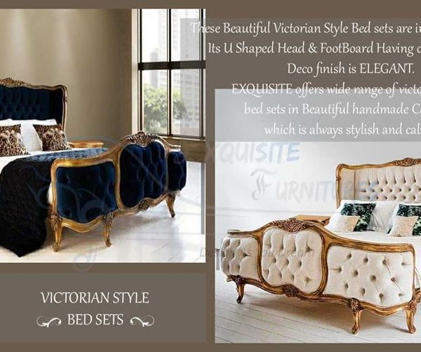 Exquisite Style Handcrafted Beds